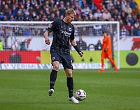 Martin Hinteregger (Eintracht Frankfurt) - 14.04.2019: Eintracht Frankfurt vs. FC Augsburg, Commerzbank Arena, 29. Spieltag DISCLAIMER: DFL regulations prohibit any use of photographs as image sequences and/or quasi-video.