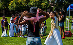 Victory Outreach Church of Antioch hosted a Peace In The Streets community rally at Contra Loma Estates Park in Antioch, California on Saturday, September 20, 2014.  Photo/Victoria Sheridan