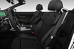 Front seat view of 2017 BMW M6 - 2 Door Convertible Front Seat  car photos