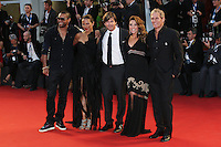 Venice, Italy - September 05: Michael Bolton, Olivier Francois, Musician Shaggy and guests attend the 'Good Kill' premiere at Palazzo Del Cinema, during the 71st Venice Film Festival on September 05, 2014 in Venice, Italy. (Photo by Mark Cape/Inside Foto)<br /> Venezia, Italy - September 05: Michael Bolton, Olivier Francois, Musician Shaggy presente alla premiere di 'Good Kill' al Palazzo Del Cinema, durante del 71st Venice Film Festival. Settembre 05, 2014 Venezia, Italia. (Photo by Mark Cape/Inside Foto)