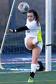 Farmington Hills Mercy vs Marian, Girls Varsity Soccer, 4/19/18