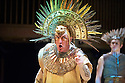 A Soldier in Every Son-The Rise of the Aztecs by Luis Mario Moncada, translated by Gary Owen. A Royal Shakespeare Company/Compania Nacional de Teatro de Mexico  Co-Production directed by Roxanna Silbert With John Stahl as Tezozomoc, Opens at The Swan Theatre,Stratford upon Avon  on 5/7/12.CREDIT Geraint Lewis