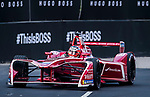 Jerome d'Ambrosio of Belgium from DRAGON competes during the FIA Formula E Hong Kong E-Prix Round 2 at the Central Harbourfront Circuit on 03 December 2017 in Hong Kong, Hong Kong. Photo by Marcio Rodrigo Machado / Power Sport Images