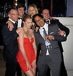 **EXCLUSIVE**.Wladimir Klitschko, Boxer, and Karolina Kurkova, Model, Helena Houdova, Model, Omar Amanat, Skype founder..Wall Street: Money Never Sleeps Premiere Post Party - Inside..Cannes Film Festival..Villa in La Californie..Cannes, France..Friday, May 14, 2010..Photo By CelebrityVibe.com.To license this image please call (212) 410 5354; or Email: CelebrityVibe@gmail.com ; .website: www.CelebrityVibe.com.