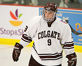 Austin Smith (Colgate - 9) was Colgate's top scorer last season. - The host Colgate University Raiders defeated the Army Black Knights 3-1 in the first Cape Cod Classic at the Hyannis Youth and Community Center in Hyannis, MA.