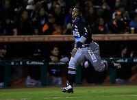 Corey Wimberly,durante primer  juego de la serie de beisbol entre Yaquis de Obregon vs Naranjeros de Hermosillo de la Liga Mexicana del Pacifico en Estadio Sonora.<br /> Hermosillo Sonora  27 diciembre 2014. <br /> (CreditoFoto:Luis Gutierrez)