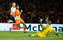 JEROEN ZOET SAVES JOHNNY RUSSELL'S SHOT