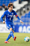 Ulsan Hyundai Midfielder Kim Sunghwan in action during their AFC Champions League 2017 Playoff Stage match between Ulsan Hyundai FC (KOR) vs Kitchee SC (HKG) at the Ulsan Munsu Football Stadium on 07 February 2017 in Ulsan, South Korea. Photo by Chung Yan Man / Power Sport Images