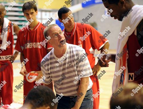 2011-09-10 / Basketbal / seizoen 2011-2012 / Antwerp Giants / Eddy Casteels..Foto: Mpics
