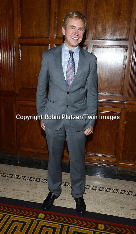 Pat Kiernan attends the Library of American Broadcasting Annual Giants of Broadcasting Luncheon on October 16, 2014 at Gotham Hall in New York City. <br /> <br /> photo by Robin Platzer/Twin Images<br />  <br /> phone number 212-935-0770