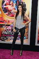 Victoria Justice at the premiere of Paramount Insurge's 'Katy Perry: Part Of Me' at Grauman's Chinese Theatre on June 26, 2012 in Hollywood, California. © mpi29/MediaPunch Inc. /**NORTEPHOTO:COM**<br />