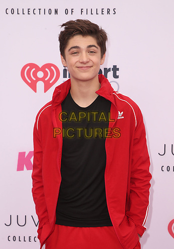 CARSON, CA - June 1: Asher Angel, at 2019 iHeartRadio Wango Tango Presented By The JUVÉDERM® Collection Of Dermal Fillers at Dignity Health Sports Park in Carson, California on June 1, 2019.   <br /> CAP/MPI/SAD<br /> ©SAD/MPI/Capital Pictures