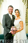 Grainne Maunsell, Glenard Tralee, daughter of Mike and Joan Maunsell, and Larry Kelly, Ballymac Tralee, son of Maurice and Louise Kelly were married on Friday 29th April 2016 at St. Brendan's Church Cloghers, Ballymac by Fr. Kevin O'Sullivan with a reception at Ballyseede Castle Hotel