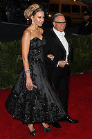 "NEW YORK CITY, NY, USA - MAY 05: Dee Hilfiger, Tommy Hilfiger at the ""Charles James: Beyond Fashion"" Costume Institute Gala held at the Metropolitan Museum of Art on May 5, 2014 in New York City, New York, United States. (Photo by Xavier Collin/Celebrity Monitor)"