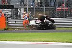 31.08.2018 , Monza, FORMULA 1 GRAN PREMIO HEINEKEN D'ITALIA 2018 - GRAND PRIX<br />  , im Bild<br /> Marcus Ericsson Unfall mit &Uuml;berschlag<br /> <br /> <br /> <br /> Foto &copy; nordphoto / Bratic