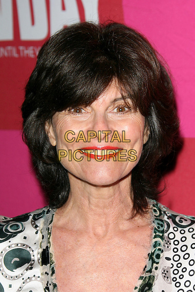 """ADRIENNE BARBEAU.Eve Ensler's """"The Good Body"""" V-Day Benefit and Celebrity Opening Night - Arrivals held at the Wadsworth Theatre, Brentwood, California, USA..February 1st, 2006.Photo: Zach Lipp/AdMedia/Capital Pictures.Ref: ZL/ADM.headshot portrait red lipstick.www.capitalpictures.com.sales@capitalpictures.com.© Capital Pictures."""