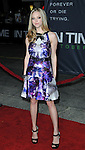Amanda Seyfried at the premiere of In Time held at The Regency Village Theater in Westwood, Ca. October 20, 2011
