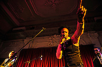 LONDON, ENGLAND - SEPTEMBER 15: Xavier Dphrepaulezz of 'Fantastic Negrito' performing at Bush Hall on September 15, 2016 in London, England.<br /> CAP/MAR<br /> &copy;MAR/Capital Pictures /MediaPunch ***NORTH AND SOUTH AMERICAS ONLY***