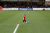 A general view of the ground during Cambridge United vs Accrington Stanley, Sky Bet EFL League 2 Football at the Cambs Glass Stadium on 11th November 2017