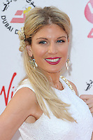 NON EXCLUSIVE PICTURE: PAUL TREADWAY / MATRIXPICTURES.CO.UK<br /> PLEASE CREDIT ALL USES<br /> <br /> WORLD RIGHTS<br /> <br /> Israeli socialite Hofit Golan attending the WTA Pre Wimbledon Party, at London's Kensington Roof Gardens.<br /> <br /> 20th JUNE 2013<br /> <br /> REF: PTY 134225
