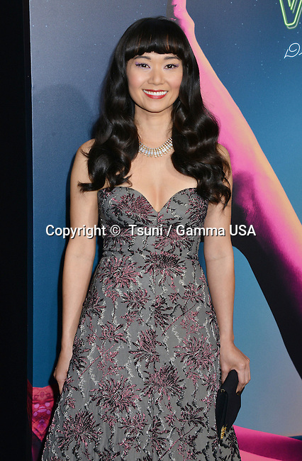 Hong Chau 193 at the  Inherent Vice  Premiere at the TCL Chinese Theatre in Los Angeles.