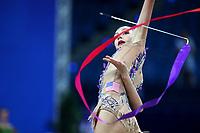September 1, 2017 - Pesaro, Italy - EVITA GRISKENAS of USA, AA final at 2017 World Championships Pesaro, Italy.