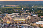 BJ 9.30.17 Notre Dame Stadium 9269.JPG by Barbara Johnston/University of Notre Dame