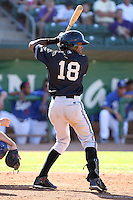 Roberto Rodriguez - 2010 Missoula Osprey - Pioneer League, playing against the Ogden Raptors at Lindquist Field, Ogden, UT - 07/25/2010.Photo by:  Bill Mitchell/Four Seam Images..
