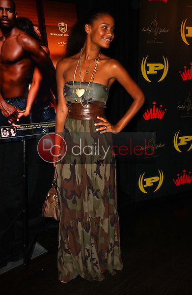 Joy Bryant<br />at the 3rd Annual Work Hard, Play Harder Lounge benefitting Women For The World. W Hotel, Westwood, CA. 06-25-06<br />Dave Edwards/DailyCeleb.com 818-249-4998