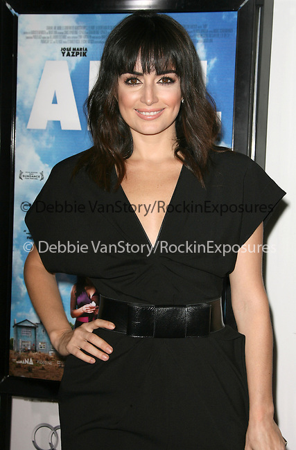 Ana de la Reguera attends the AFI Fest 2010 Centerpiece Gala Screening of Abel held at The Grauman's Chinese Theatre in Hollywood, California on November 07,2010                                                                               © 2010 Hollywood Press Agency