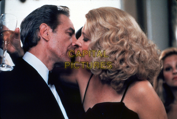 JOHN CASSAVETES & GENA ROWLANDS.in Tempest (1982) .*Filmstill - Editorial Use Only*.CAP/STF/PEL.Supplied by Capital Pictures.