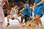 v. li. Monacos Paul Lacombe , Berlins Landry Nnoko <br /> <br /> 03.01.2019  ERO Cup, Basketball, ALBA Berlin - AS Monaco beim Spiel ALBA Berlin - AS Monaco.<br /> <br /> Foto &copy; PIX-Sportfotos *** Foto ist honorarpflichtig! *** Auf Anfrage in hoeherer Qualitaet/Aufloesung. Belegexemplar erbeten. Veroeffentlichung ausschliesslich fuer journalistisch-publizistische Zwecke. For editorial use only.
