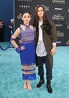 "HOLLYWOOD, CA - May 18: Lana Condor, Anthony De La Torre, At Premiere Of Disney's ""Pirates Of The Caribbean: Dead Men Tell No Tales"" At Dolby Theatre In California on May 18, 2017. Credit: FS/MediaPunch"