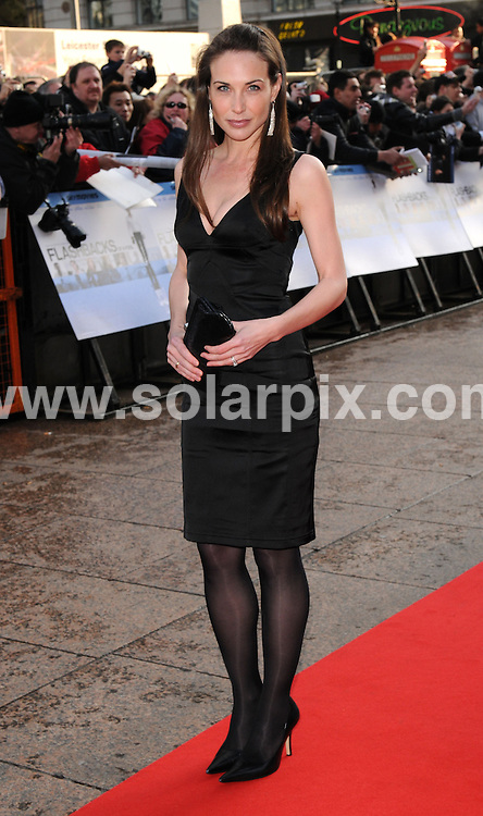**ALL ROUND PICTURES FROM SOLARPIX.COM**.**WORLDWIDE SYNDICATION RIGHTS**.Claire Forlani attends the world premiere of Flashback of a Fool in London's West End..JOB REF:  6129  SSD     DATE: 13.04.08.**MUST CREDIT SOLARPIX.COM OR DOUBLE FEE WILL BE CHARGED* *UNDER NO CIRCUMSTANCES IS THIS IMAGE TO BE REPRODUCED FOR ANY ONLINE EDITION WITHOUT PRIOR PERMISSION*