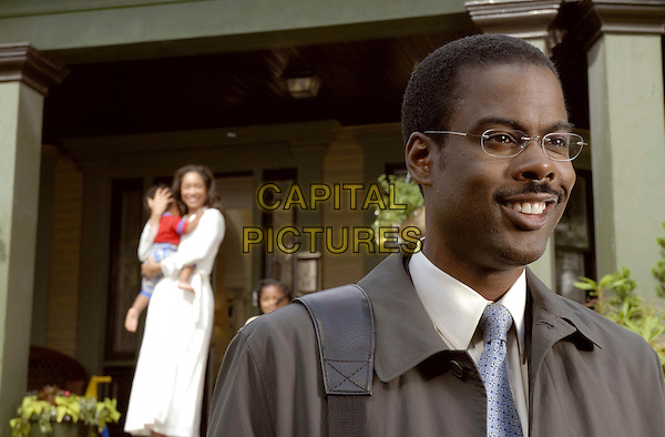 GINA TORRES & CHRIS ROCK.in I Think I Love My Wife .**Editorial Use Only**.CAP/FB.Supplied by Capital Pictures