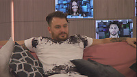 Daniel O'Reilly <br /> Celebrity Big Brother 2018 - Day 5<br /> *Editorial Use Only*<br /> CAP/KFS<br /> Image supplied by Capital Pictures
