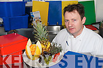 TOP CHEF: Chef John Casey from Ballinskelligs who is facilitating HealthyCooking /Eating classes in South West Kerry.