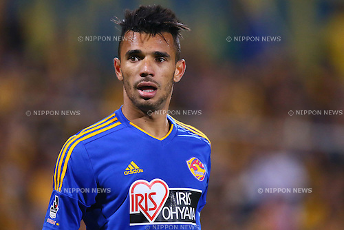 Ramon Lopes,<br /> MARCH 13, 2015 - Football / Soccer : <br /> 2015 J1 League 1st stage match between<br /> Kashiwa Reysol 1-1 Vegalta Sendai<br /> at Hitachi Kashiwa Stadium in Chiba, Japan.<br /> (Photo by Shingo Ito/AFLO SPORT)