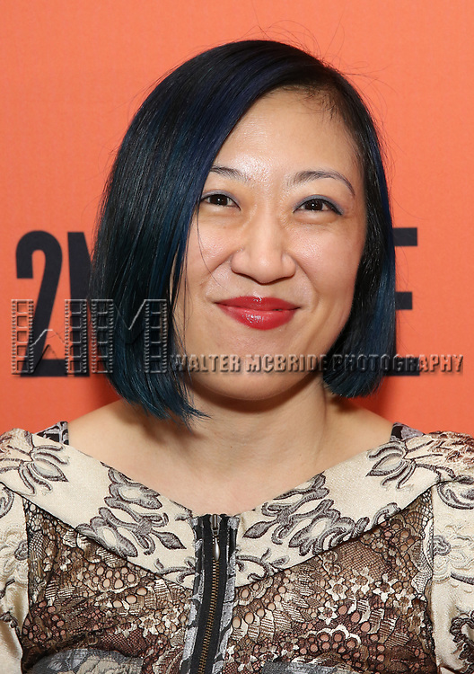 Young Jean Lee attend the Broadway Opening Night after party for 'Straight White Men' Broadway Opening Night at DaDong on July 23, 2018 in New York City