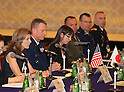 U.S. Ambassador to Japan Caroline Kennedy has meeting over Okinawa killing in Tokyo
