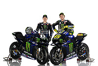Maverick Vinales , Valentino Rossi<br /> 05/02/2020 Moto Gp 2020 <br /> Presentazione Yamaha Monster Energy 2020 YZR-M1 <br /> Photo Yamaha Motor Racing Srl / Insidefoto <br /> EDITORIAL USE ONLY