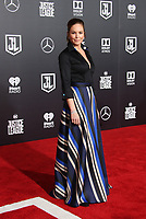 LOS ANGELES, CA - NOVEMBER 13: Diane Lane, at the Justice League film Premiere on November 13, 2017 at the Dolby Theatre in Los Angeles, California. <br /> CAP/MPI/FS<br /> &copy;FS/MPI/Capital Pictures
