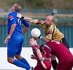Redbridge FC v Brentwood Town FC 22nd March 2014