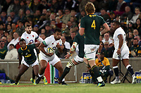 Billy Vunipola of England during the 2018 Castle Lager Incoming Series 2nd Test match between South Africa and England at the Toyota Stadium.Bloemfontein,South Africa. 16,06,2018 Photo by Steve Haag / stevehaagsports.com