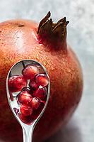 Gastronomie générale / Grenade Bio  // General gastronomy / Organic pomegranate