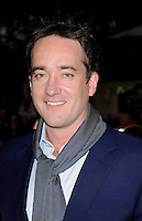 "MATTHEW MacFADYEN .At the ""Incendiary"" Screening during the Times BFI London Film Festival, Odeon West End,  London, England, UK, .October 18th 2008..portrait headshot blue suit scarf .CAP/CAN.©Can Nguyen/Capital Pictures"