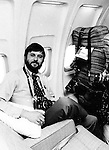 Ron Bennett on Air Force One flying with President of United States,  Air Force One, Presidential aircraft Air Force One,