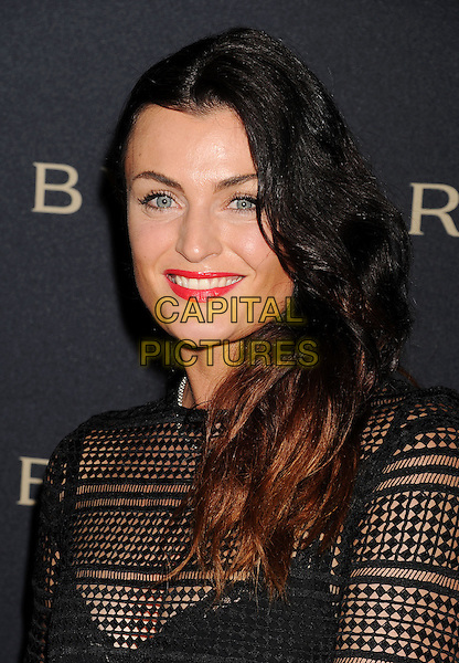 WEST HOLLYWOOD, CA- FEBRUARY 25: Actress Lyne Ren&eacute;e arrives at the BVLGARI 'Decades Of Glamour' Oscar Party Hosted By Naomi Watts at Soho House on February 25, 2014 in West Hollywood, California.<br /> CAP/ROT/TM<br /> &copy;Tony Michaels/Roth Stock/Capital Pictures