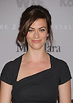 CENTURY CITY, CA. - June 01: Maggie Siff  arrives at the 2010 Crystal + Lucy Awards: A New Era at Hyatt Regency Century Plaza on June 1, 2010 in Century City, California.