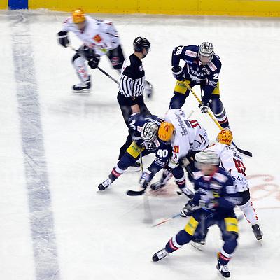 December 04-16,Mercedes-Benz-Arena,Berlin,Germany<br /> DEL Ice-Hockey ,German ice-hockey<br /> Eisbaeren Berlin vs FISCHTOWN PINGUINS